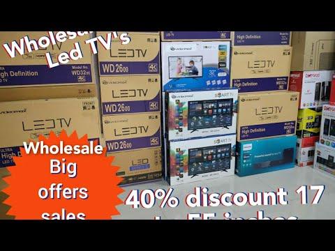 Videomax Led TVs yes electronics TV showroom Bangalore Chamrajpet