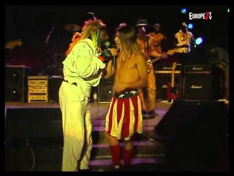 Red Hot Chili Peppers - Rockpalast Festival (St. Goarshausen, 1985) -HD-