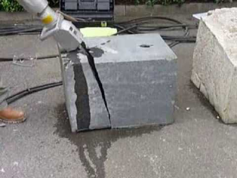 Castle & Pryor Hydraulic Concrete Bursting