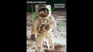 El viaje a la luna ¿fue un fraude? (aquí las pruebas)