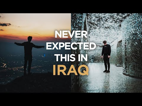 Top 15 Best Places I Visited in North IRAQ (Kurdistan) | Ira