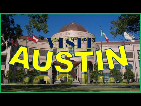 Visit Austin, Texas, U.S.A.: Things to do in Austin - The Bat City