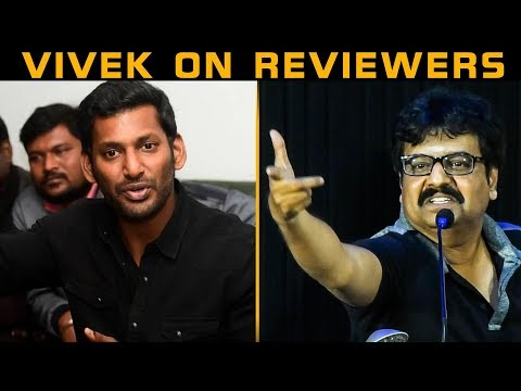 Vivek's special request to Vishal | TN 753