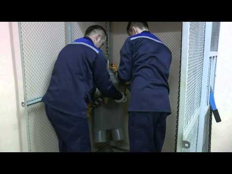 Безопасные условия труда при испытании предохранительных поясов, приставных лестниц и стремянок
