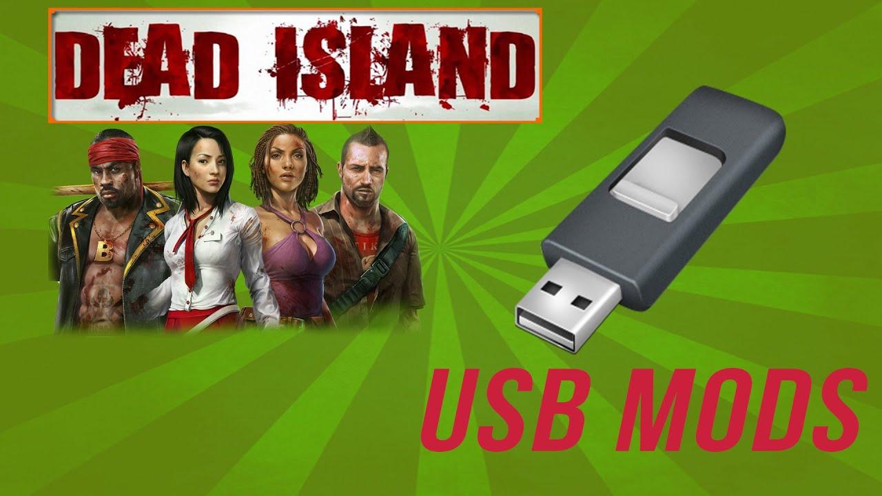 Dead Island Mods Xbox  Usb