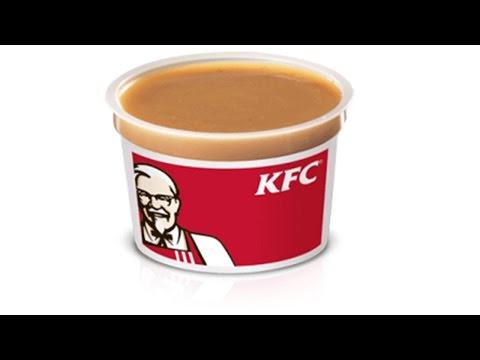 Here's What's Inside KFC Gravy