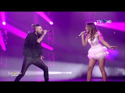 09 Ilinca feat. Alex Florea - Yodel It! (Eurovision 2017 Romania Semi)
