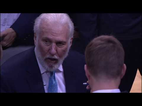 Best of Wireless San Antonio vs Memphis Game 4: Pop & Fiz | April 22, 2017