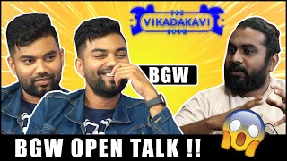 BGW RESPONDS TO VIRAL CONTROVERSIES | Part 1 |The Vikadakavi Show | Almighty TV | BGW