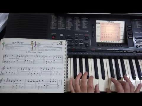 The Leila Fletcher Piano Course- últimas lições