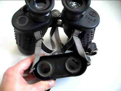 PZO 7x45 Fernglas military binoculars