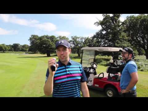 On Course Vlog with Pro Golfer's Rick Shiels and Peter Finch