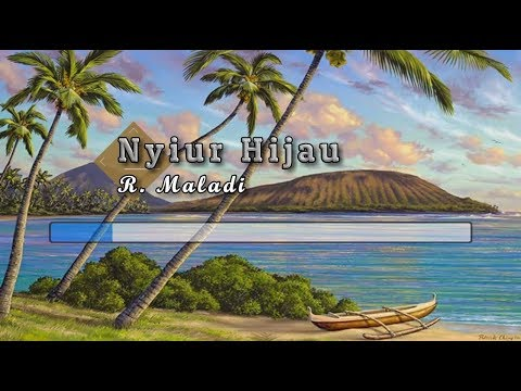 Download lagu terbaik [Karaoke] ♬ R. Maladi - Nyiur Hijau ♬ +Lirik Lagu [PIANO] di ZingLagu.Com