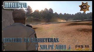 arma3 /control de carreteras  ¡ sople aquí ! / pop life / directo / español/ cap10
