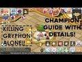 CHAMPION GUDE! RUNES, EQUIPS, SKILL BUILD [Ragnarok Online Mobile Eternal Love: SEA]