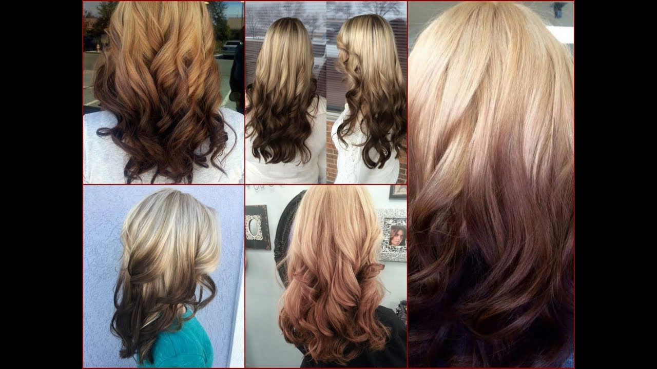 25 Fashion Reverse Balayage Ideas New Hair Color Trends