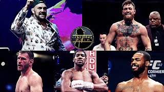 Tyson Fury Reveals Retirement Plan | Conor McGregor Exposes Fury For Lying About MMA Career!!!