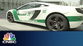 Dubai's Supercar Police Force: On the Road | Access Middle East | CNBC International