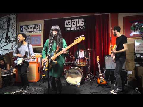 YUCK - Lose my Breath - Live in Houston - Cactus Store 2/6/14