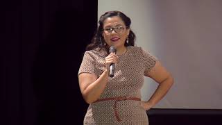 How music saved me | Claudia Michelle Serrano | TEDxBrownsvilleWomen