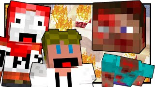 Lost Island - DEAD BODIES EVERYWHERE! (Minecraft Machinima) #2