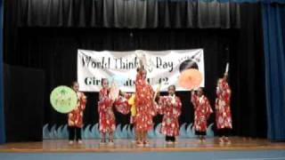 Girl Scouts Thinking Day