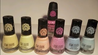DIY How to Make Your Own Stamping Polish that Stamps on Black