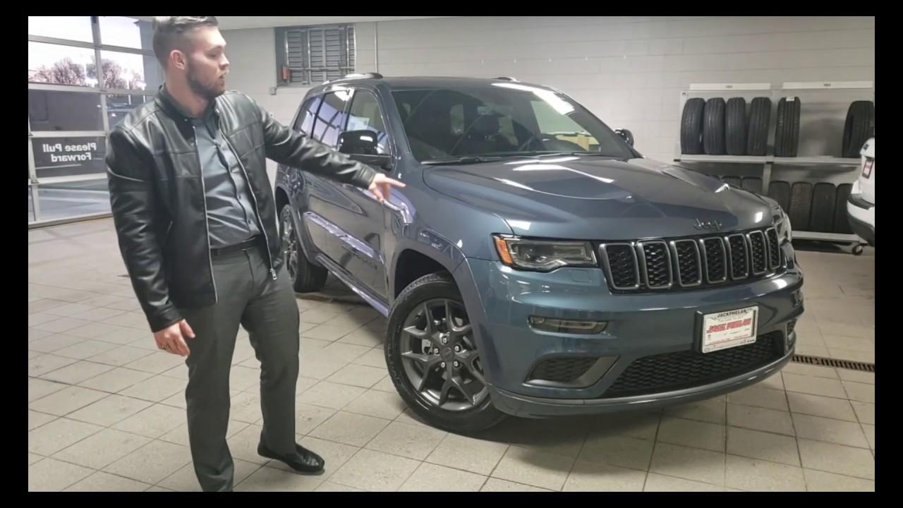 2019 Jeep Grand Cherokee Limited X Walkaround Youtube