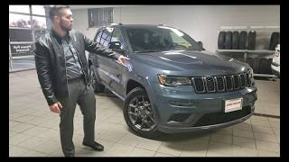 2019 Jeep Grand Cherokee Limited X Walkaround