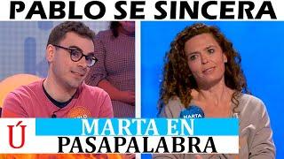 Pablo deja en ridículo a todos y hace esto en Pasapalabra para poner a Marta en su lugar   Antena 3