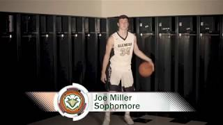 GlenOak Basketball 2017-18 Season Highlights - Joe Miller (2020)
