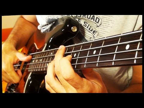 Crazy Fast Slap Bass solo