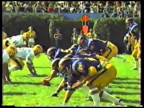Blue Hens Playback - Football vs. William & Mary (10/30/1982)