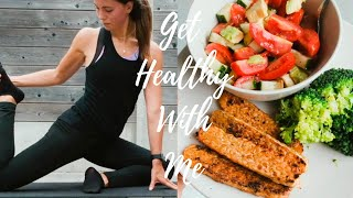 GET HEALTHY WITH ME #1