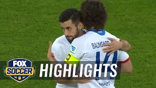 Bayer 04 Leverkusen vs. FSV Mainz 05 - 2015–16 Bundesliga Highlights