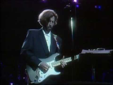 edge of darkness by eric clapton