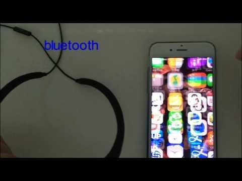 Tayogo waterproof MP3 player  W11 app