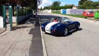 AC Cobra Replica Backdraft 1965 - Smart and Elite Cars