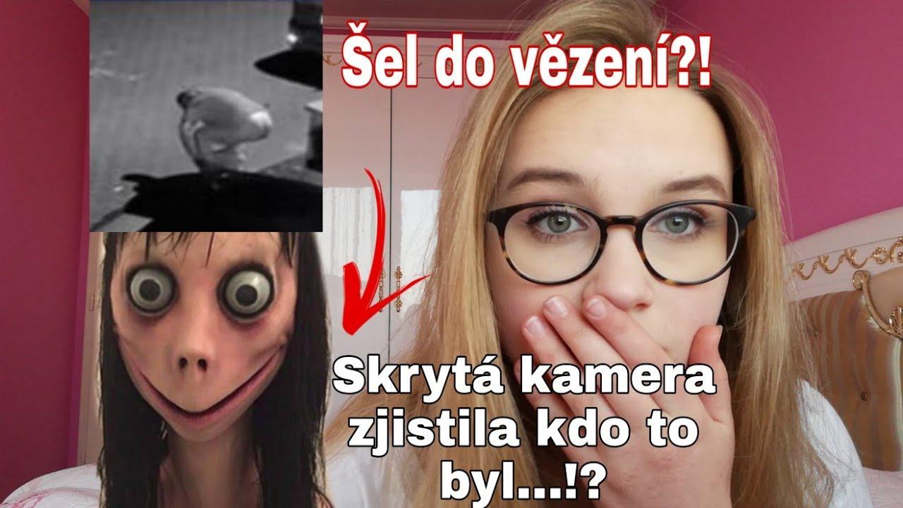 Download ZÁZNAM ZE SKRYTÉ KAMERY! IDENTITA MOMO ODHALENA?! 😰😱PÍŠU SI S MOMO//Smile by Viky