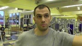 #Чемпион России 2011 года о тренировках и Гарри Поттере. YRR