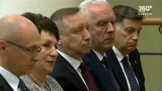 Смотреть видео Президент России В. Путин, выдержки из встречи с законодателями  Совета Федерациии онлайн