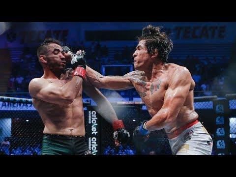 MMA   Combate Estrellas Monterrey 2019   Alejandro Gavidia vs Ivan Perez