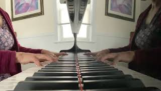 The lass from the low countree by JJ Niles- piano accompaniment in B