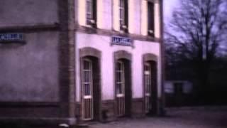 Film historique chemin de fer SNCF Alençon Pré en Pail Couterne Juvigny 1970
