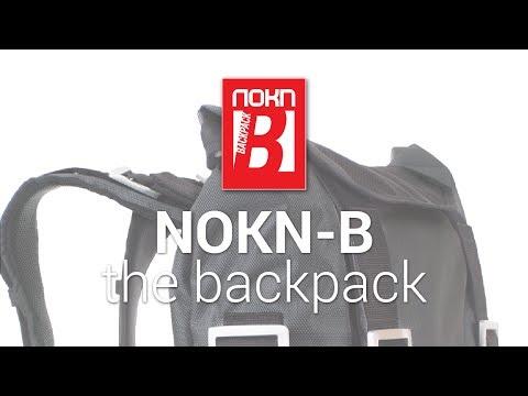 "NOKN-B ""The Badass Backpack"""