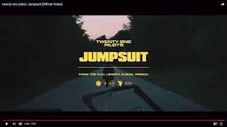 Inconsitency in twenty one pilots: Jumpsuit Music Video?!?!