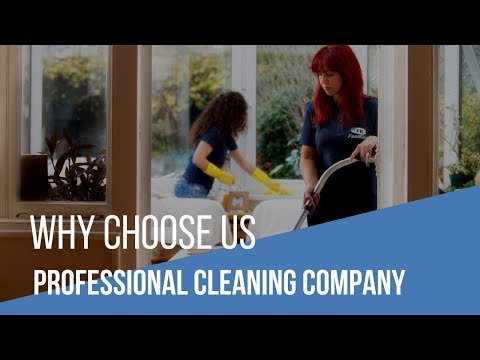 Professional Cleaning Company in London | FastKlean | Recommended Cleaners