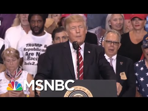 'Lying, Cheating Failure': New Book By Trump's Niece Casts Trump As Traumatized Narcissist | MSNBC