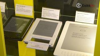 Единственный в России Музей электронной книги появился в столице