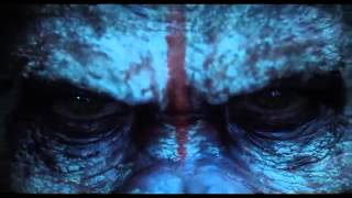 Dawn Of The Planet Of The Apes 2014 DVDRip Trailer